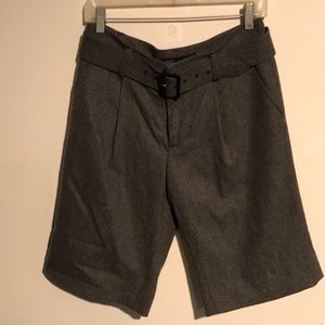 Marc Jacobs grey wool shorts